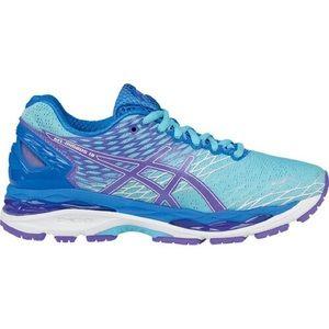 ASICS gel nimbus 18 running shoes Women